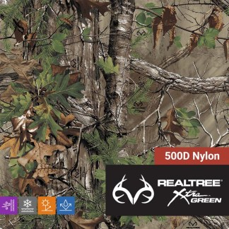 Realtree Xtra Green - 500D Cordura Nylon