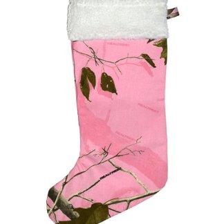 Camo Christmas Stocking