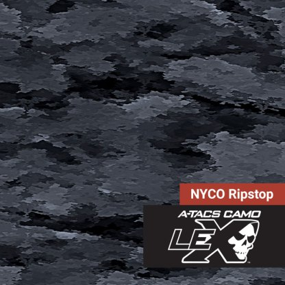 A-TACS LE-X NYCO Ripstop Fabric
