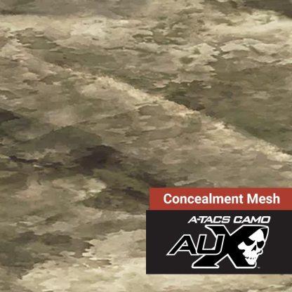 A-TACS AU-X Concealment Mesh Fabric - Camo Fabric Depot