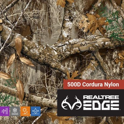 Realtree Edge 500D Nylon - Camo Fabric Depot