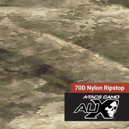 A-TACS AU-X 70D Nylon Ripstop Fabric - Camo Fabric Depot