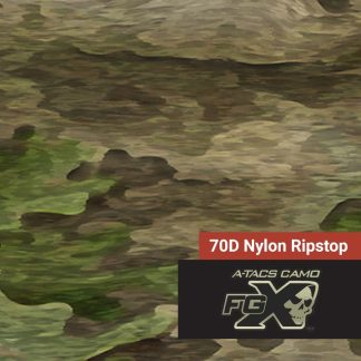 A-TACS FG-X 70D Nylon Ripstop Fabric - Camo Fabric Depot