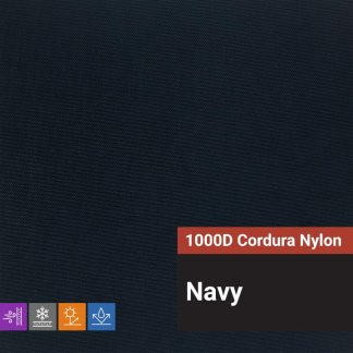 1000D Cordura Nylon - Navy