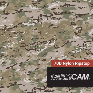 Multicam Fabric - Original 70D Nylon