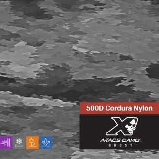 A-TACS Ghost 500D Cordura Nylon