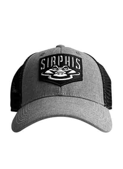 Sirphis Hat - Black Mesh