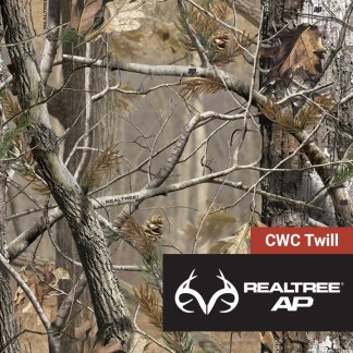 Realtree AP - CWC Twill Fabric