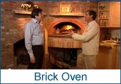 Camosse, Massachusetts, Brick Oven