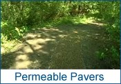 Camosse, Massachusetts, Permeable Pavers