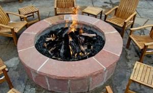 Camosse Masonry Supply, Massachusetts, Stoneage Fire Pit