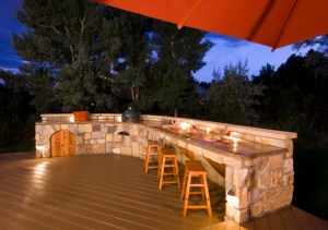 Camosse Masonry Supply, Build an Outdoor Bar, Massachusetts