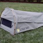 重すぎるテント Pioneer Swag Tent が豪州の伝統的なキャンプスタイルを提案する