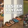 ジャスパー10周年を記念してNEWカラー登場&太っ腹なプレゼントキャンペーン開催中!【アウトドア通信.208】