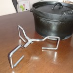 Dutch oven Stand(CAPTAIN STAG)