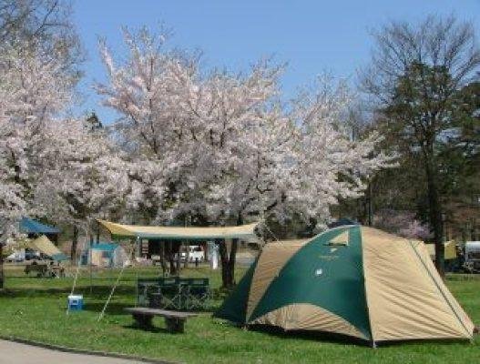 雁の里ふれあいの森キャンプ場