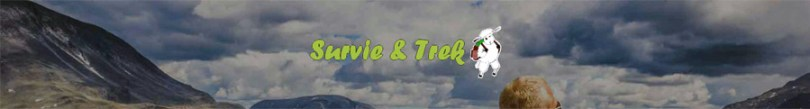 matériel de camping Survie and Trek