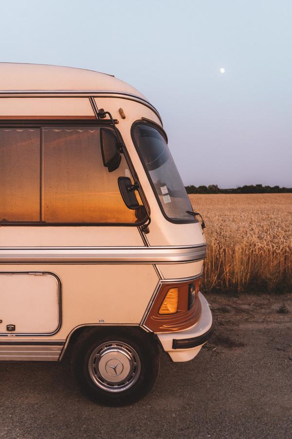 camping-car aménagé