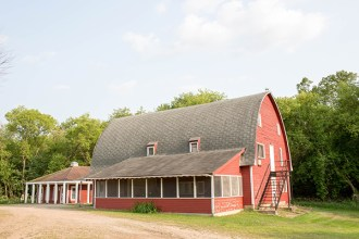 The Red Barn and Equestrian Center at Camp Elk River