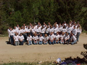 1999 Session 2 Camp Picture