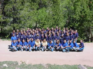2002 Session 2 Camp Picture