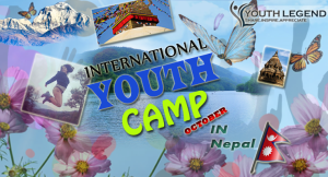 International Youth Camp in Nepal on October