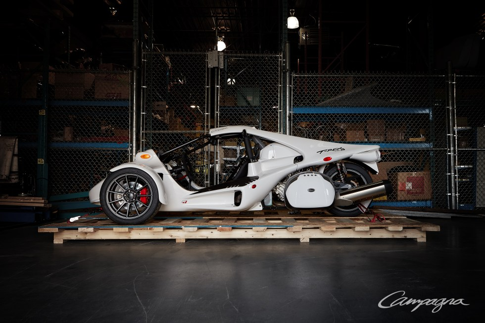 CAMPAGNA MOTORS RELAUNCHES THE PRODUCTION OF THE T-REX®