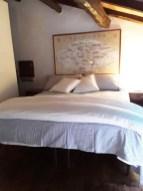 Camera da letto su soppalco