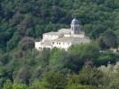 fig 6-Santuario di Santa Maria del Sorbo immerso nel verde, come appare oggi