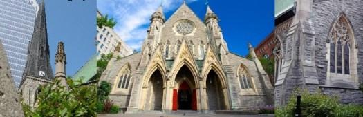 Cathédrale Christ Church de Montréal