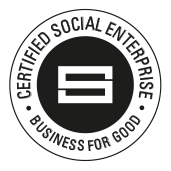Certified Social Enterprise UK circular membership badge