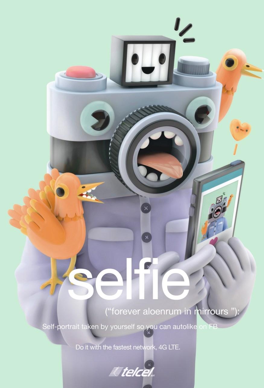Telcel-selfie_cotw