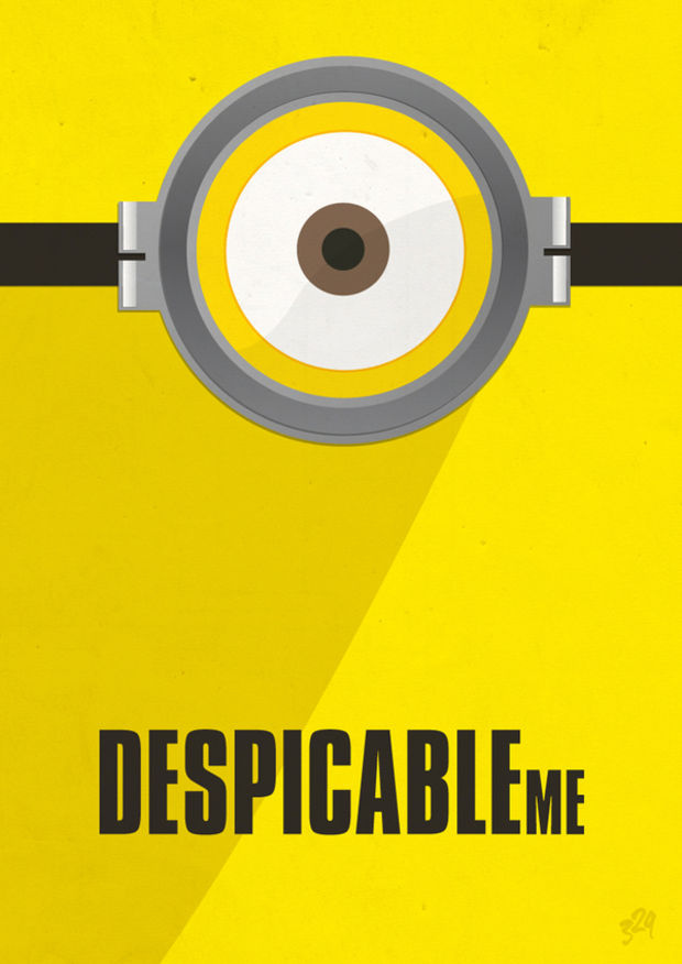 minimal_poster_despicable_me_cotw