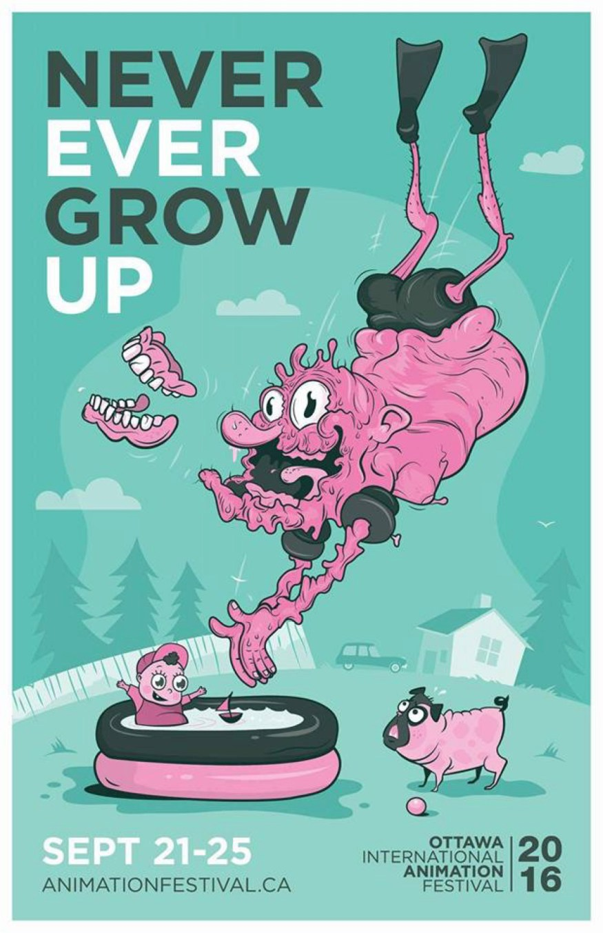 Ottawa International Animation Festival: Amusement park