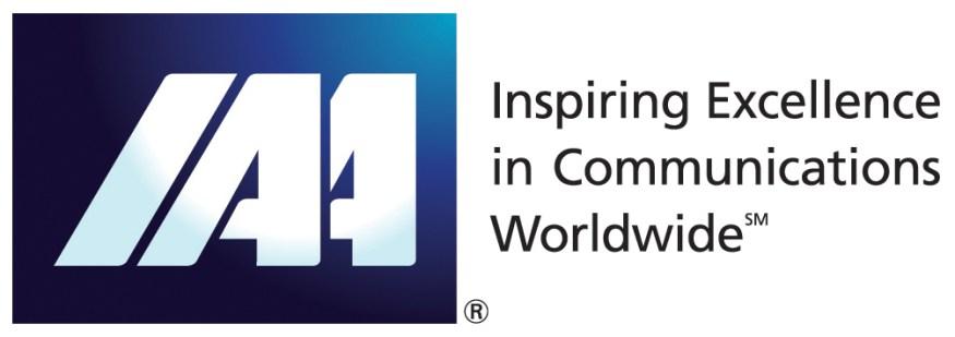 IAA logo with TM
