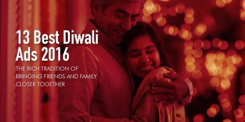 13 best Diwali Ads 2016