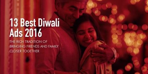 13 best Diwali Ads 2016
