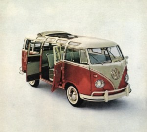 creative advertising ideas by Volkswagen