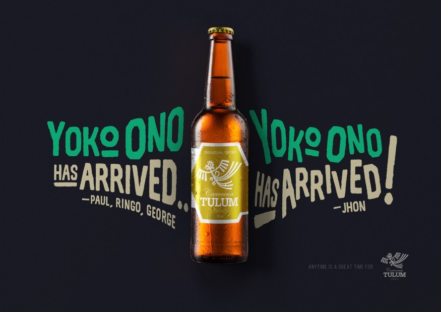 Cervecería Tulum craft beer
