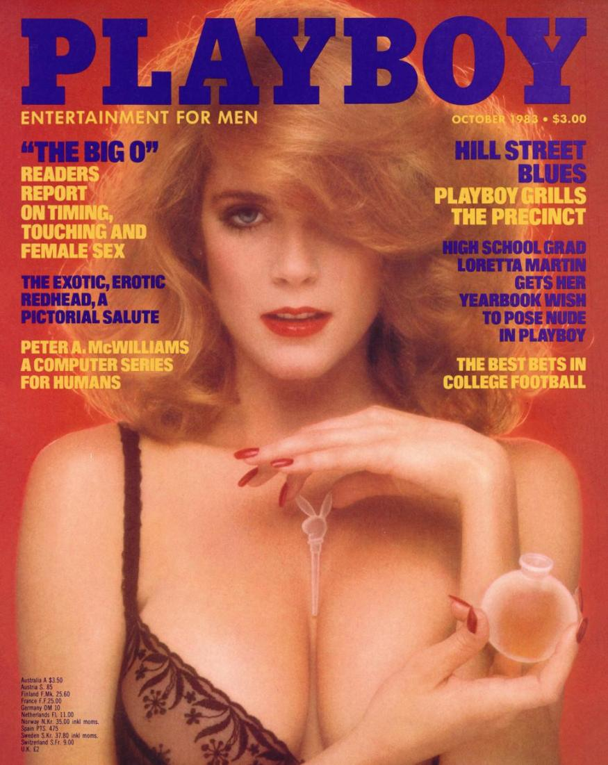 7 Playboy Playmates Re-Enact in the lovely Reinvented Covers