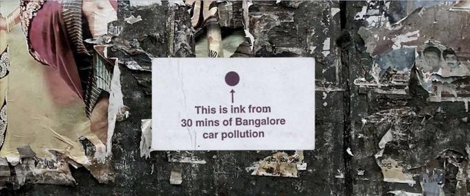 Air Pollution Bangalore