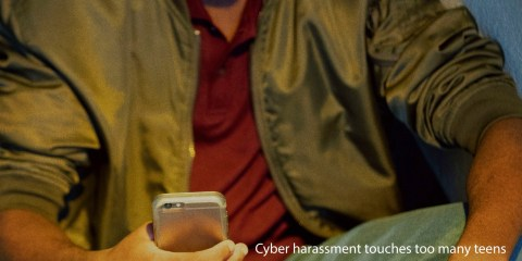 Cyberbullying & Cyber harassment touches too many teens - Fondation Jasmin Roy