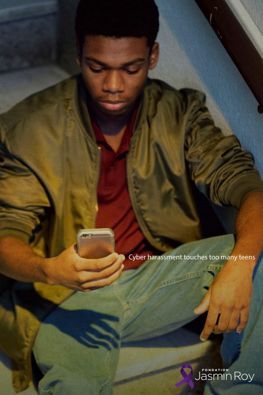 Cyberbullying | Cyber harassment | Foundation Jasmin Roy