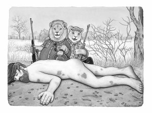 Barbara Daniels illustrates the imaginative world