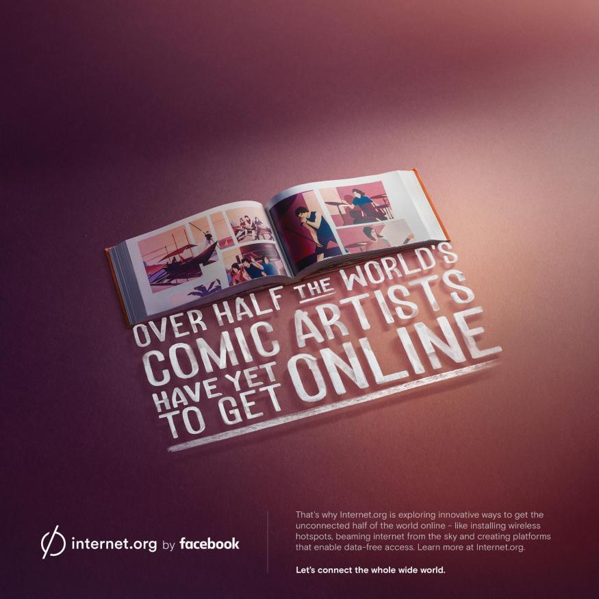 facebook internet.org | Comic Artists