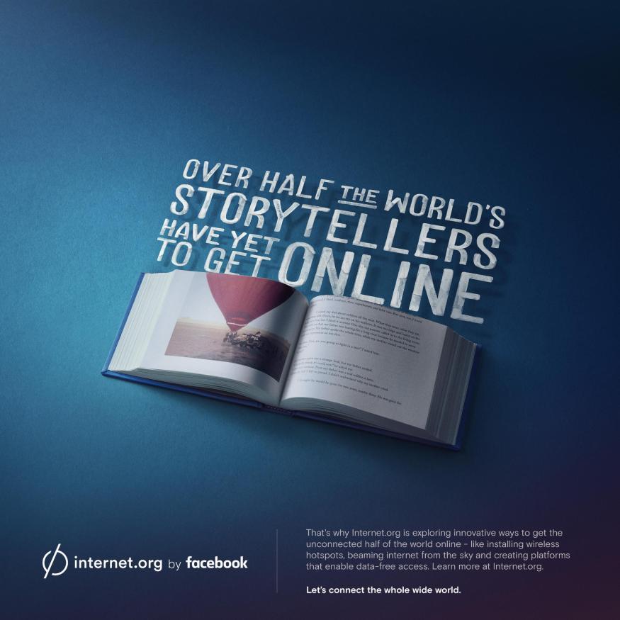 facebook internet.org | Storytellers