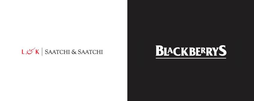Blackberrys | L&K Saatchi & Saatchi | Creative duties