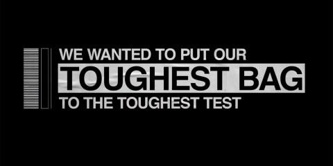 Glad | Torture Tests | The Toughest Trash Bag | Forceflex plus