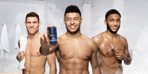 Nivea Men Body Shaving Range | FCB Inferno