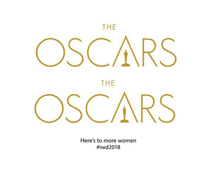 Oscars Women's Day | Creative Equal | Feminism | Famous Brand Logos